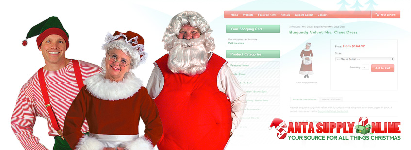 Santa Supply Online